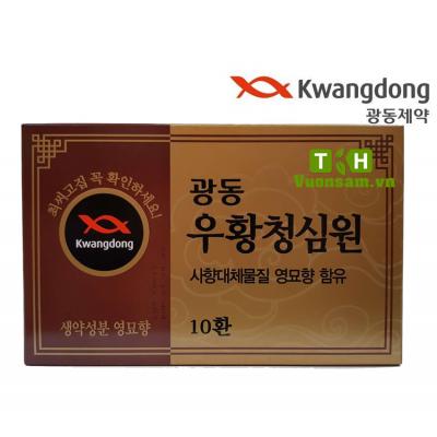 Viên Chống Đột Quỵ Hàn Quốc (Hộp Xanh 10 Viên)