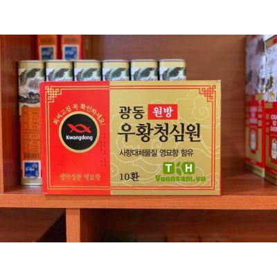 Viên Chống Đột Quỵ Hàn Quốc (Hộp Vàng 10 Viên)